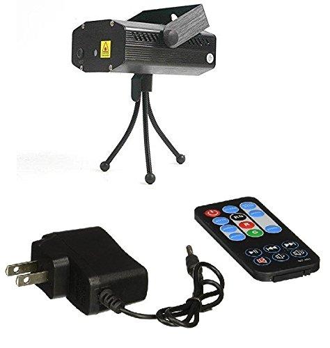 Lightahead LA-PK-RC06O Remote Controlled LED Projector St...