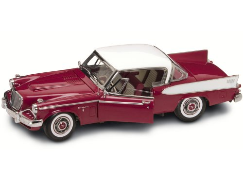 (Yat Ming Scale 1:18 - 1958 Studebaker Golden Hawk)