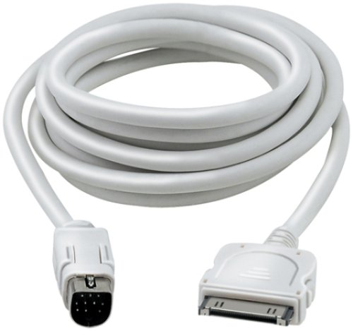 DUAL IPC2M iPod Interface Cable for Select Dual Head Units