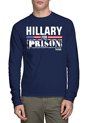 Long Sleeve Hillary Prison T shirt