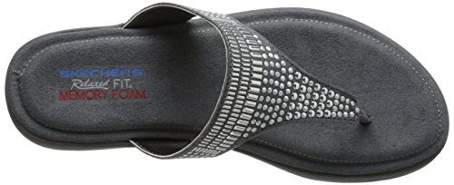 1f9fecfd5a6f Skechers Cali Women s Upgrades-studly Flip Flop