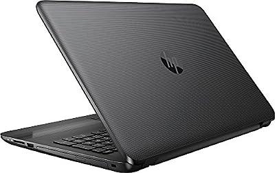 """HP 15-BA009DX - 15.6"""" HD - AMD A6-7310 - 4GB Memory - 500GB HDD - Black"""
