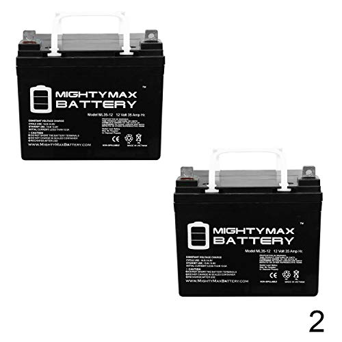 Mighty Max Battery ML35-12