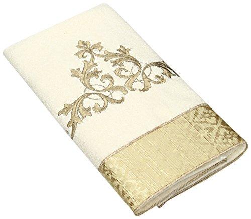 Avanti Linens Monaco Hand Towel, Ivory
