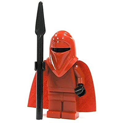 Lego Star Wars Minifigures - Royal Guard with Spear: Toys & Games