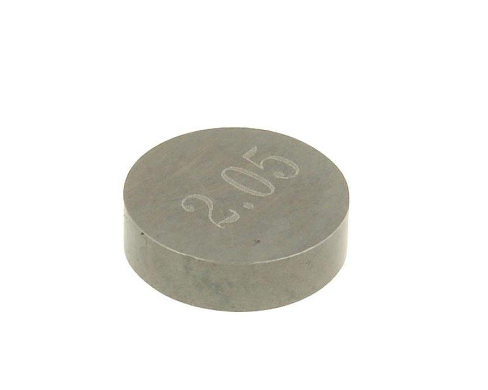 2EXTREME Ventil Einstellplä ttchen Shim 7,5x2,05mm fü r Aprilia Scarabeo 50 4T, NSC 50 R 4T, SH 300i