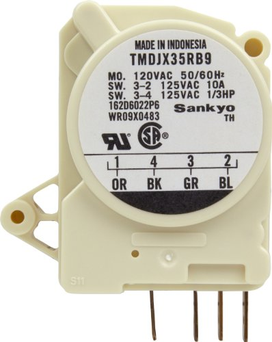 Price comparison product image General Electric WR9X483 Defrost Timer