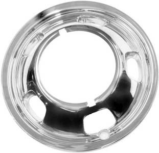 Dodge 3500 Dually 17'' Plastic Front Wheel Simulator Hubcap Liner--replacement copy of 52106937AB
