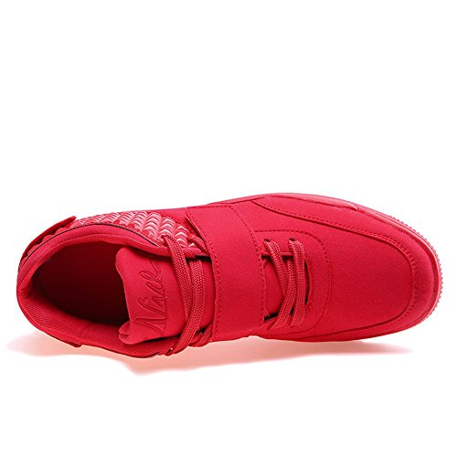 Resonda 01 Sport Shoes for Casual Shoes Lightweight Men Sneakers Running Mens Athletic red Walking Fashion qgq1p
