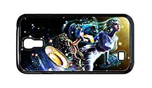 Cool Painting Libra Snap-on Hard Back Case Cover Shell for Samsung GALAXY S4 I9500 I9502 I9508 I959 -152