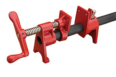 Woodstock D4084 Pipe Clamp Set On Stand