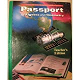 Passport to Algebra and Geometry, Ron Larson, Laurie Boswell, Timothy D. Kanold, Lee Stiff, 0618185976