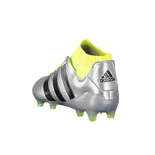 1 16 calcio ACE uomo da PRIMEKNIT FG Nero Scarpe da giallo adidas qA7Ew5