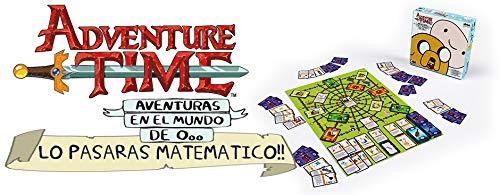 Comprar Abba games Juego de Mesa Hora de Aventuras, Multicolor (939347)