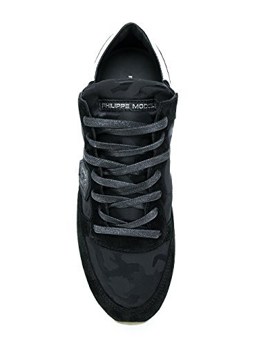 Philippe Model Sneakers Uomo TRLUCF21 Pelle Nero