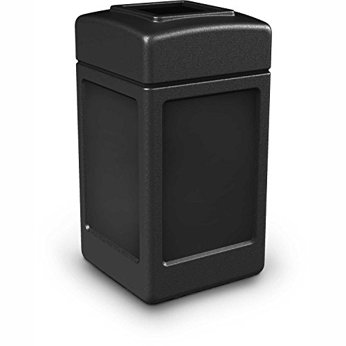 Commercial Zone 42 gal. Square Commercial Trash Can by Commercial Zone