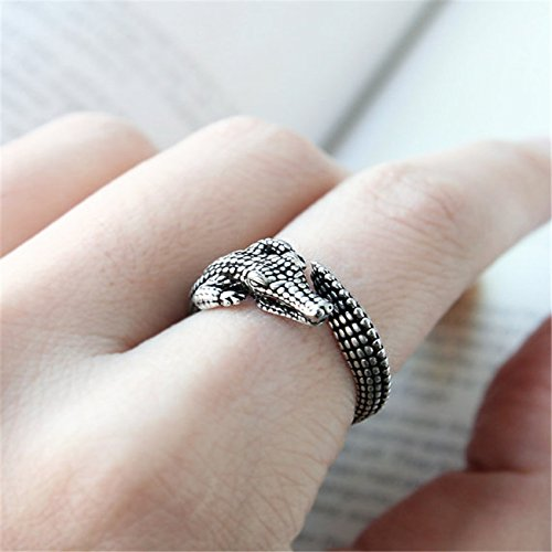 crocodile ring - 2
