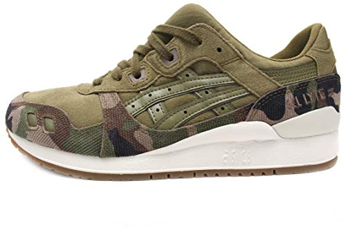 ASICS Gel Lyte III Mens in Marini Olive/Martin by, 7