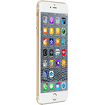 Apple iPhone 6s Plus 16 GB US Warranty Unlocked Cellphone - Retail Packaging (Gold)