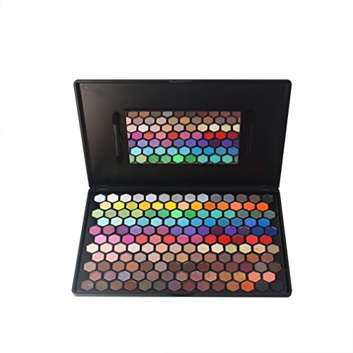 PhantomSky 149 Colors Professional Cosmetic Eyeshadow Palette Makeup Contouring Kit Beauty Set