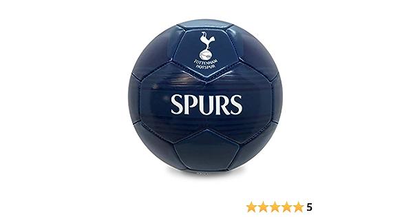 Tottenham Hotspur Fc Officiel Cadeau Taille 4 Crest Football Bleu
