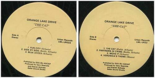 Orange Lake Drive - Orange Lake Drive ~ The Cat LP Vinyl