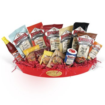 Louisiana Cooking Gift Basket