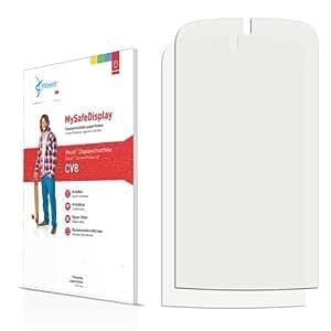 2x Vikuiti MySafeDisplay protector de pantalla CV8 de 3M para Philips Xenium W336