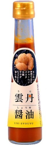 Sea urchin soy sauce 120ml