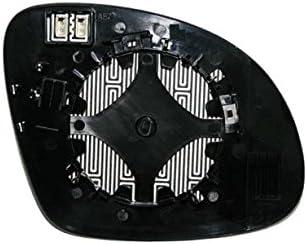 Equal Quality RS02746 Piastra Vetro Specchio Retrovisore Sinistro