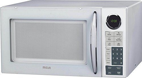RCA 953 Microwave, White Review