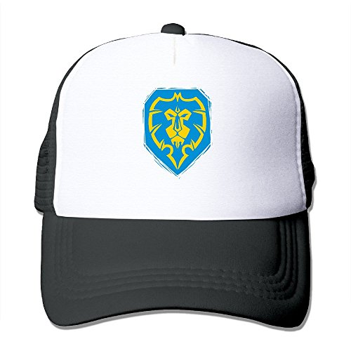 Texhood Alliance Horde Sigils Cool Trucker Hat One Size Black
