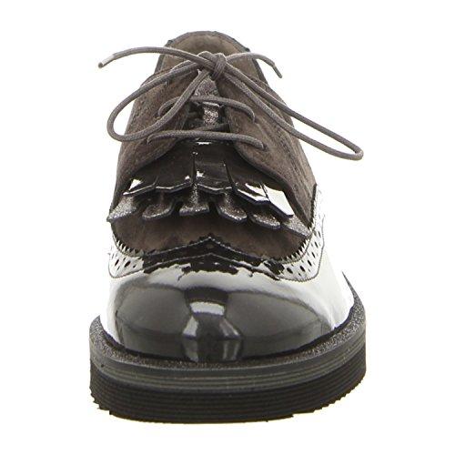 mujer ANTHRA Green para GRAPHIT de cordones Zapatos 1019021 Paul pwq7HYw