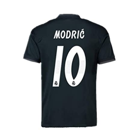 Amazon.com   Real Madrid Luka Modric 10 Soccer Jersey Shirt Mens ... 5b42c01ed