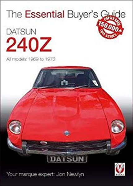 240Z 1969-73 Sports Collectors Club Card Datsun