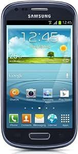 Samsung Galaxy S3 Mini GT-i8190 Unlocked, International Version, Blue