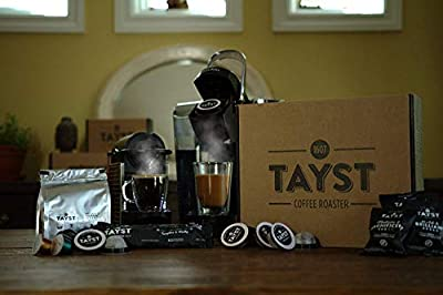 Tayst Coffee Pods | The Samplers | 100% Compostable Keurig K-Cup compatible | Gourmet Coffee in Earth Friendly packaging … from Tayst Coffee Roaster