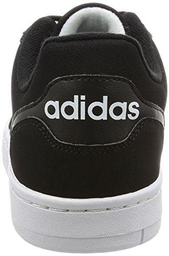 adidas neo HOOPS TEAM Sneaker Herren Schwarz (Schwarz-Weiß)