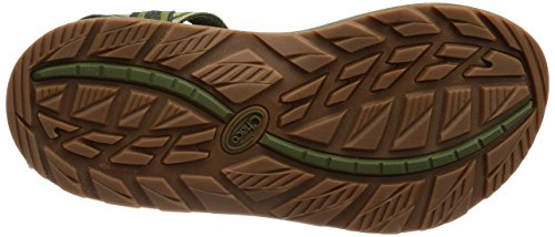 Chaco Men's Z1 Classic Athletic Sandal Accordion Green discount buy ThEzIzyfqK