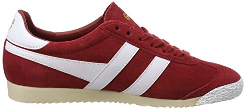 Suede Women's Red Rw Red Harrier White Gola 50 Red xpgBt1w