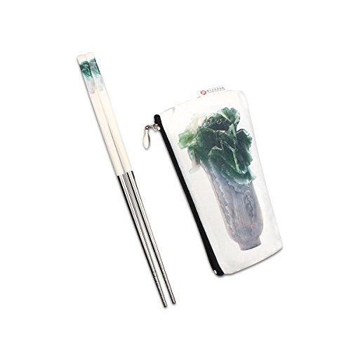 Portable Pocket Chopsticks - Jadeite - National Museum Shop Palace