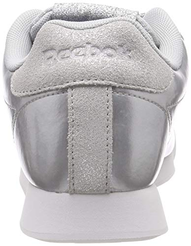 silver Metallic Zapatillas Solid Deporte Reebok Royal De Mujer Multicolor 000 lgh Para Charm white Grey 8SCgCq