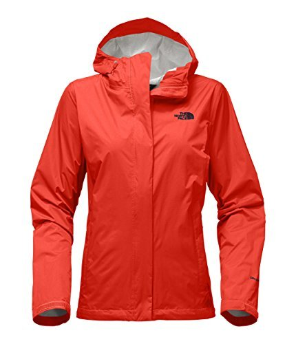 The North Face Women's Venture 2 Jacket Fire Brick Red - XS [並行輸入品] B07F4Q5H74