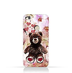 Huawei P8 Lite 2017 TPU Silicone Protective Case with My Teddy Bear Design