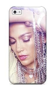 Iphone 5c Case, Premium Protective Case With Awesome Look - Jennifer Lopez S9V4HHMLMALUBDLP WANGJING JINDA
