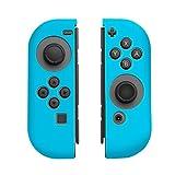 Insten Nintendo Switch Joy-Con [L/R] Cover [Anti-Slip/Ultra Thin] Protective Skin Cover Case For Nintendo Switch Joy Con Left/Right Controller [2017 New Release], Blue