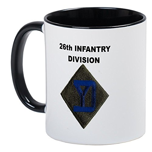 CafePress - 26TH INFANTRY DIVISION Mug - Unique Coffee Mug, Coffee Cup