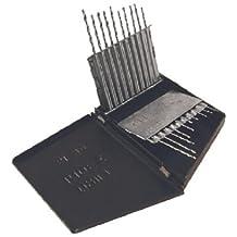 Malco FJ6180 Orifice Drill Set, 20-Piece