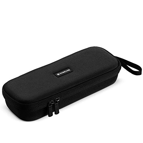 Caseling Hard Case fits Stethoscope 3M Littmann Classic III, Lightweight II S.E, Cardiology IV Diagnostic, MDF Acoustica Deluxe Stethoscopes and More. - Includes Mesh Pocket for Accessories