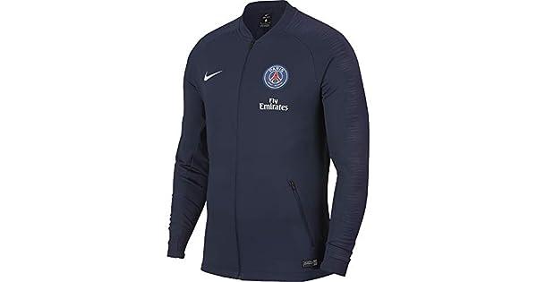 Amazon.com: Nike 2018-2019 PSG Anthem - Chaqueta para hombre ...